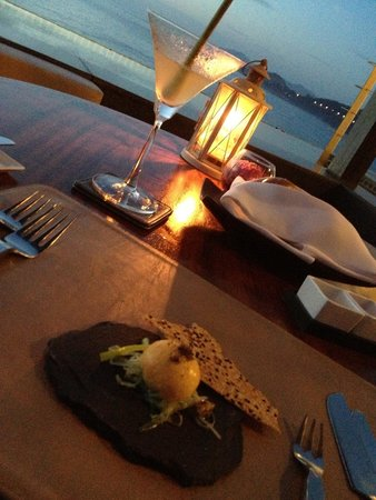 Plum Prime Steakhouse: Stunning at sunset