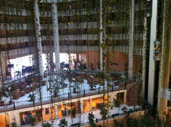 Blau Varadero Hotel Cuba: Dentro do hotel