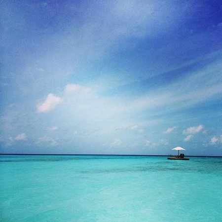 One&Only Reethi Rah : Clear Sea, Clear Mind.