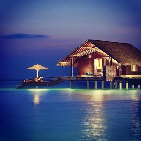 One&Only Reethi Rah : One and Only Water Villa
