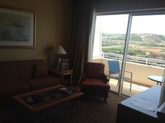 Radisson Blu Resort & Spa, Malta Golden Sands: room