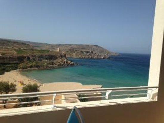Radisson Blu Resort & Spa, Malta Golden Sands : room balcony