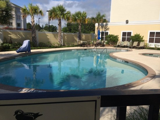 Homewood Suites by Hilton Wilmington/Mayfaire: Pool