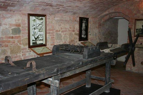 Museo della Tortura: The Rack
