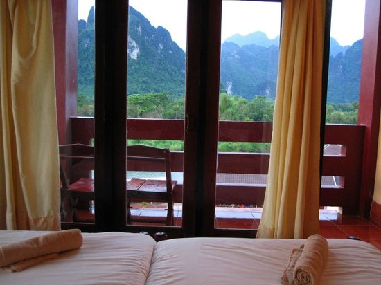 Popular View Guesthouse : Our room