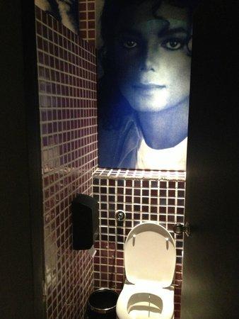 Hard Rock Hotel Pattaya: туалет  отеля ( не в номерах)