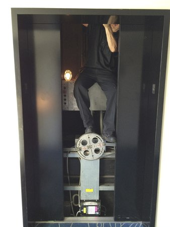 The Standard, High Line : Fixing elevators :-)