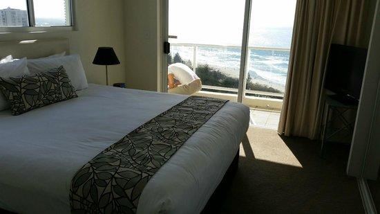 Xanadu Holiday Resort: Master room view