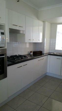 Xanadu Holiday Resort: Kitchen