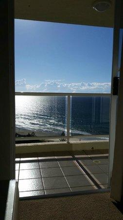Xanadu Holiday Resort: View from Balcony