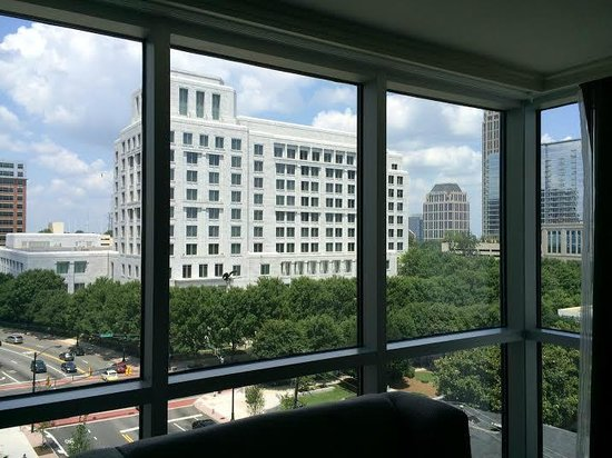 Hyatt Atlanta Midtown : View from Room