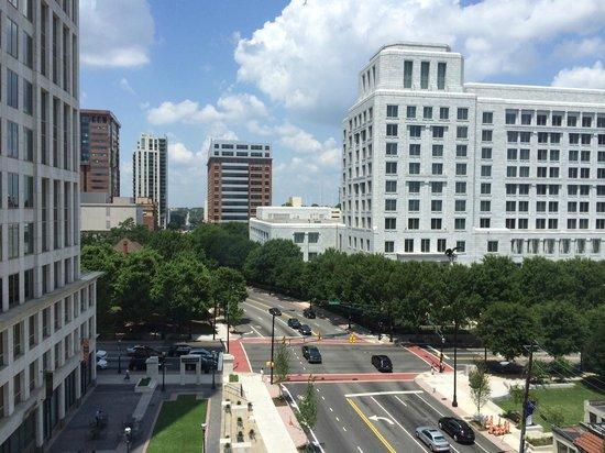 Hyatt Atlanta Midtown: View from Room Federal Reserve
