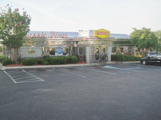 Denny's, Harbison Blvd, Columbia, SC June 2014