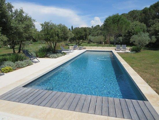 Mas de Val Ample : pool