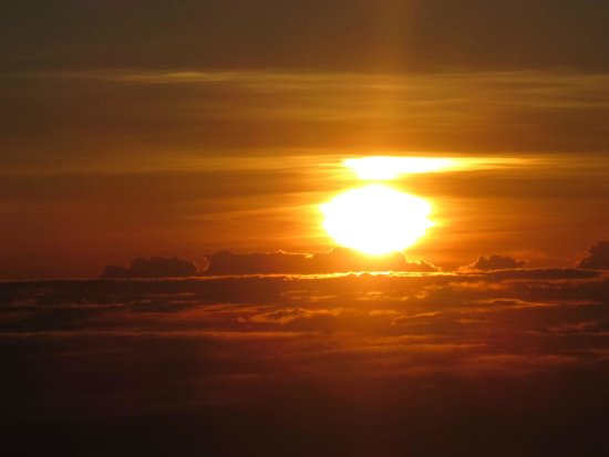 Mauna Kea Summit: one of our many sunset pictures