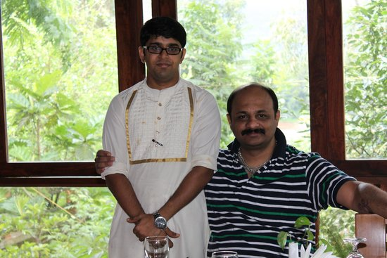 Wayanad Silverwoods: with dileep