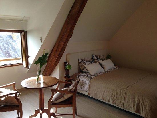 Villa Mons: Bedroom
