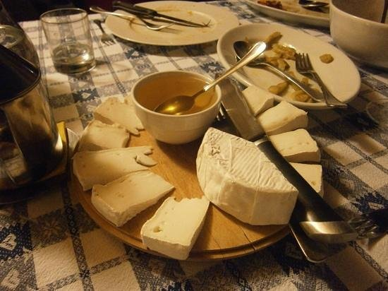 Agriturismo Marciano: Every meal was delicious.