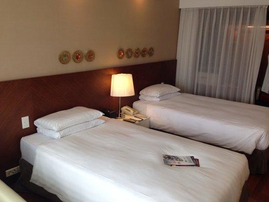 Best Western Premier Hotel Kukdo : Twin bedroom