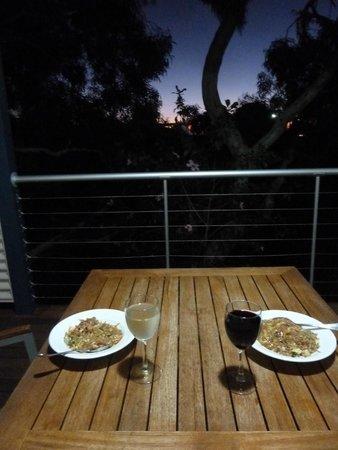 Kalbarri Edge Resort: A pleasant place to dine