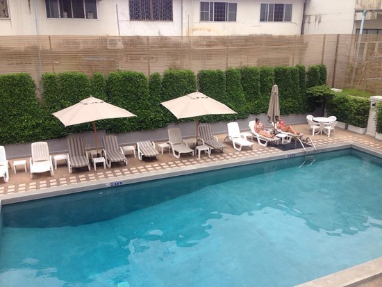 Dusit Princess Chiang Mai: The pool