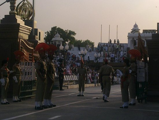 Wagah Border: The Traditional Ceremony