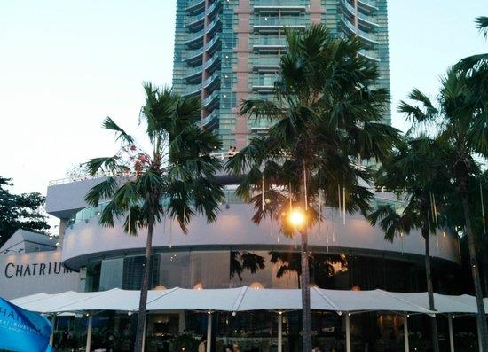 Chatrium Hotel Riverside Bangkok: l'Albergo