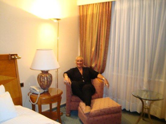 Hilton Amsterdam: LA MEJOR CAMA EN LA QUE HE DORMIDO....