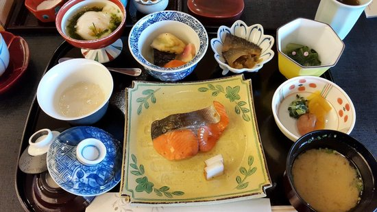Hilton Tokyo Odaiba: Japanese Food