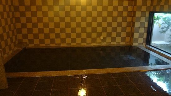 Hotel Route Inn Hamanako : 浴室