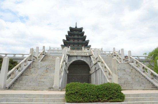 The National Folk Museum of Korea: National folk musem
