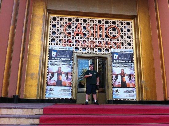 Es Saadi Marrakech Resort - Palace: O casino da Cidade é dentro deste Hotel...!!!