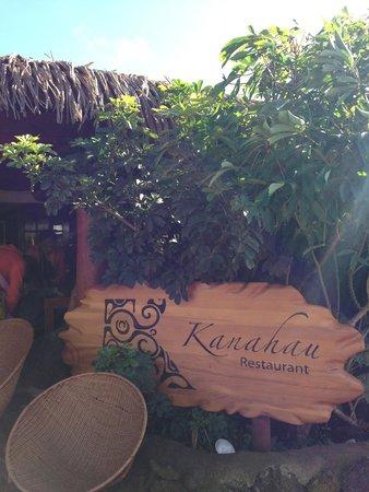 Restaurant Kanahau: Kanahau Restaurant