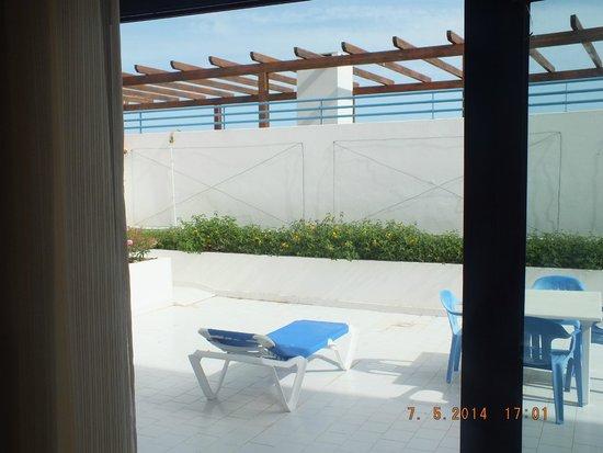 Muthu Clube Praia da Oura: Room with no view Oura View Beach Club