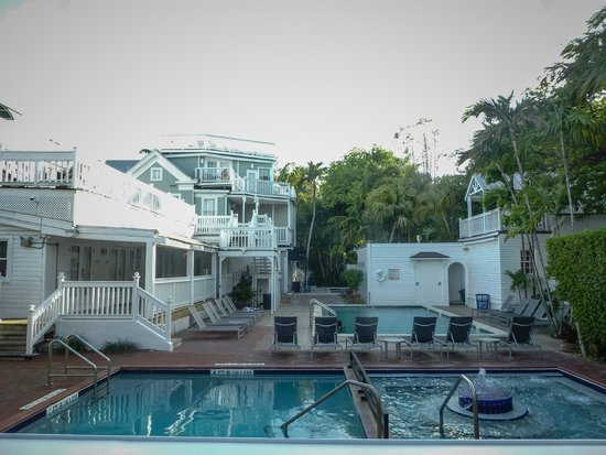 NYAH Key West: View from the office