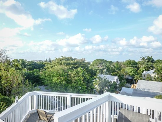 NYAH Key West: View from the rooftop deck