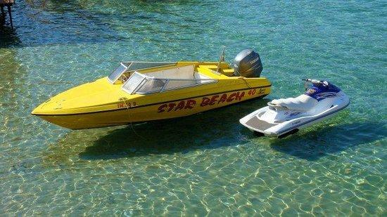 Star Beach Village & Water Park: Boats