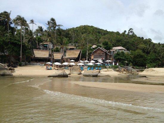 Panviman Resort - Koh Pha Ngan: Strand Panviman