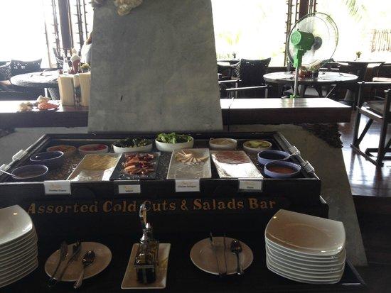 Panviman Resort - Koh Pha Ngan: Frühstück