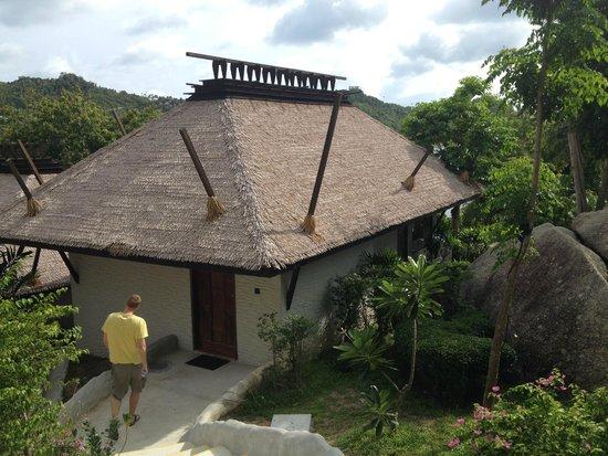 Panviman Resort - Koh Pha Ngan: unser Bungalow