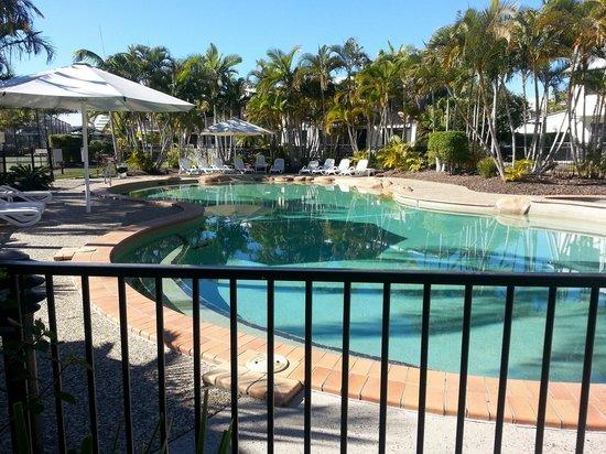 Ivory Palms Resort Noosa: The Serenity!