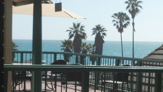 Best Western Plus Dana Point Inn-By-The-Sea: Enjoying the view