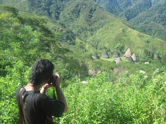 Desa Wae Rebo: keindahan pemandangan wae rebo
