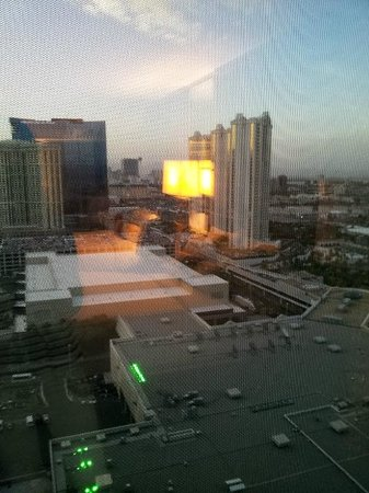 MGM Grand Hotel and Casino : View from room