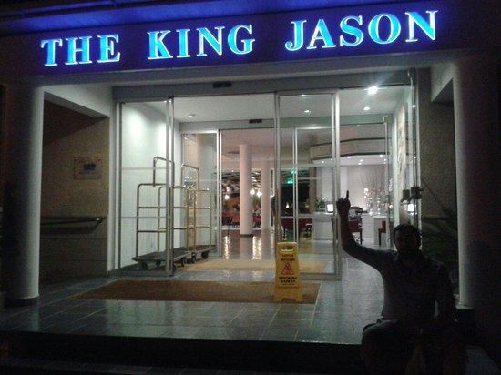 The King Jason Paphos: Lobby