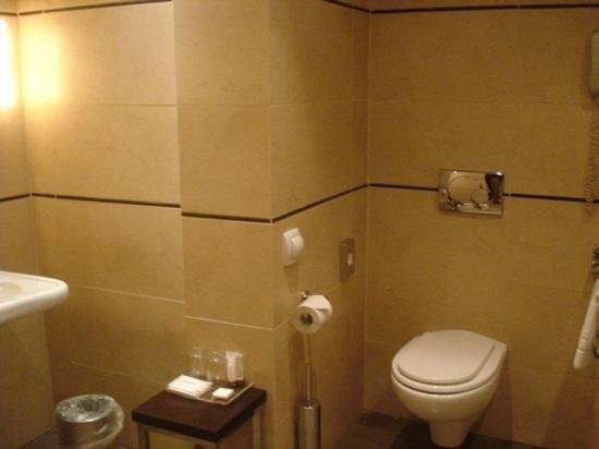 Starhotels Ritz: bathroom