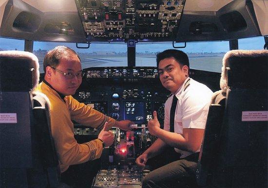 Flight Experience Jakarta