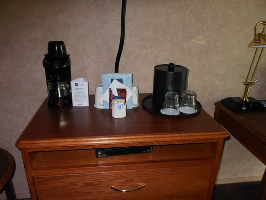 Best Western The Westerly Hotel: coffee