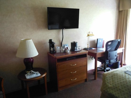 Best Western The Westerly Hotel : tv