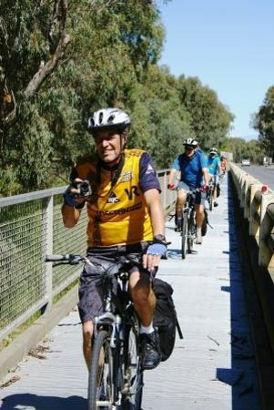 Murray to Mountains Rail Trail: Peddle to Produce